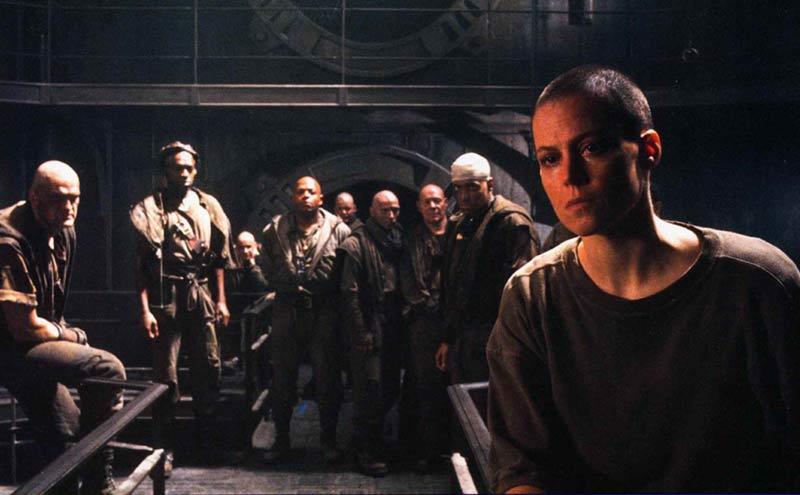 Alien 3 protagonisti foto