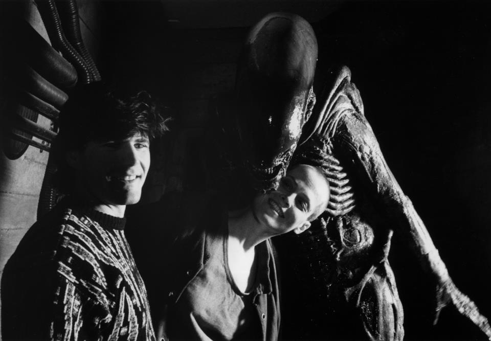 Alien 3 dietro le quinte