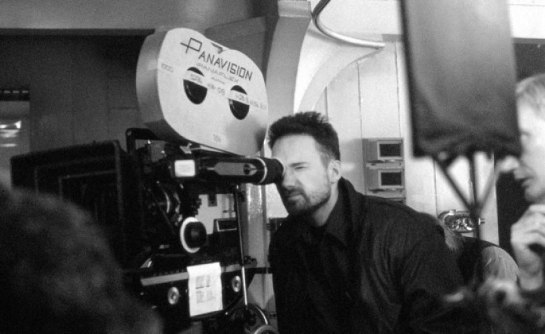 Alien 3 regista David Fincher set