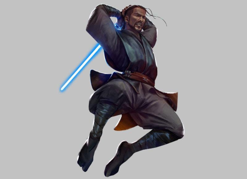 Ataru Forma IV Jedi