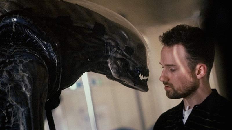 David Fincher regista Alien 3