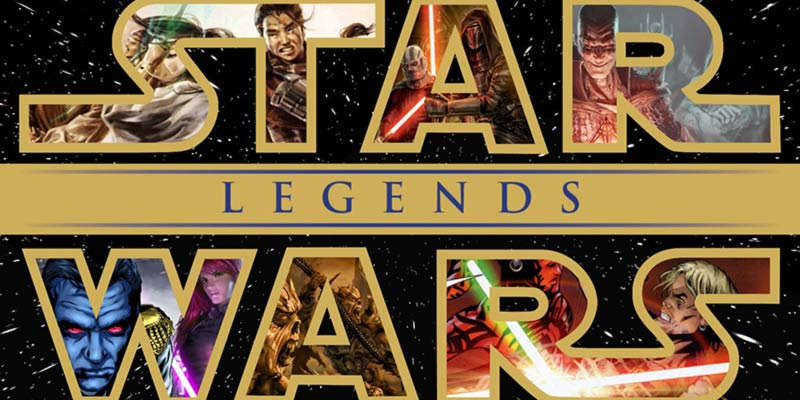 Star Wars legends logo