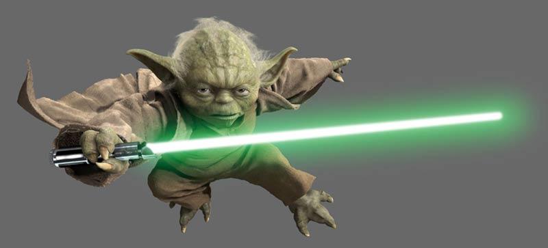 Yoda stile Ataru Star Wars