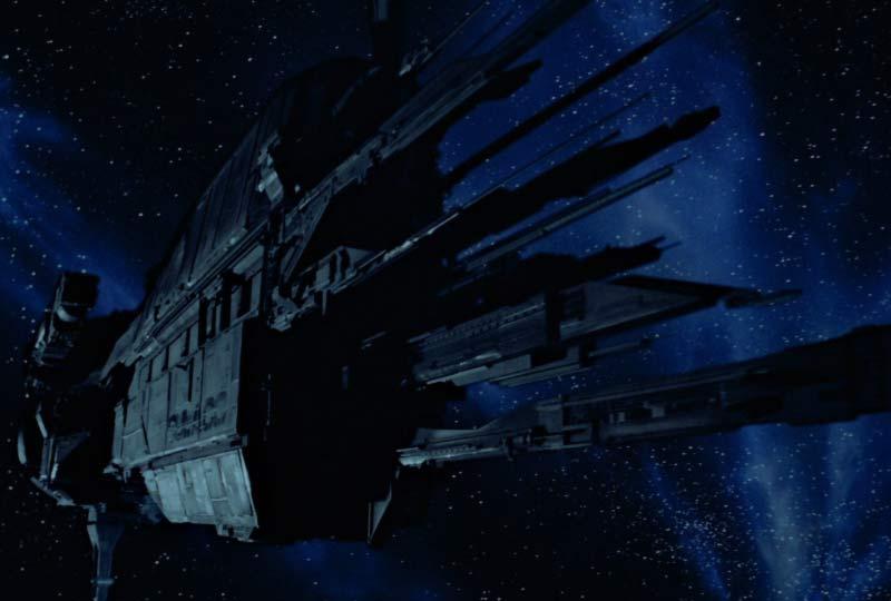 Sulaco nave madre Aliens