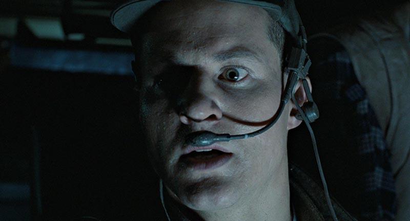 Scott Gorman Aliens scontro finale