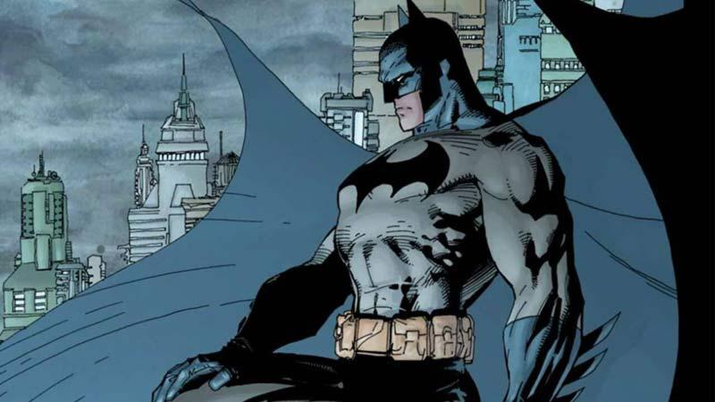 Batman supereroe fumetti DC