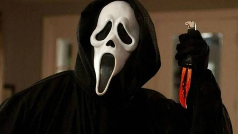 Scream assassino Ghostface