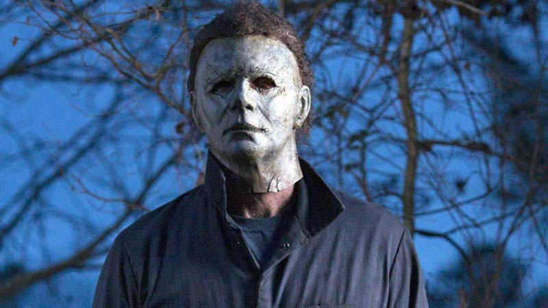 Michael Myers serial killer saga Halloween