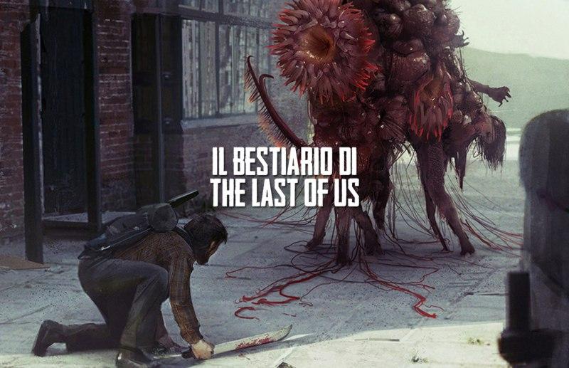 Bestiario the last of us cover