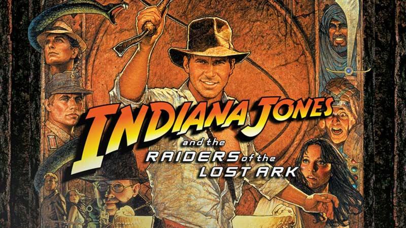Poster di Raiders of the Lost Ark