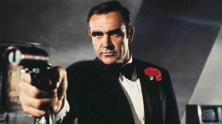 Sean Connery James Bond 007