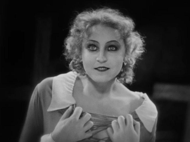 Brigitte Helm evil maria
