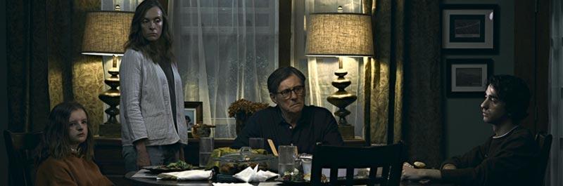 hereditary famiglia a tavola