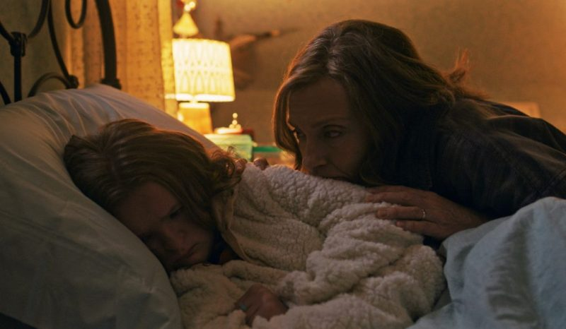 toni collette e milly shapiro in hereditary