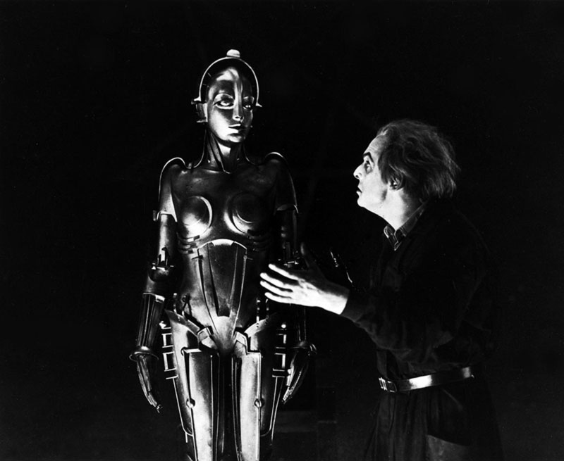 Robot androide metropolis