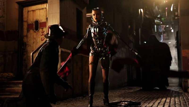 Nyssiana cyborg Alita