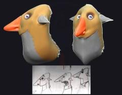 Harry | Head Sculpt . Haizeel Hashnan