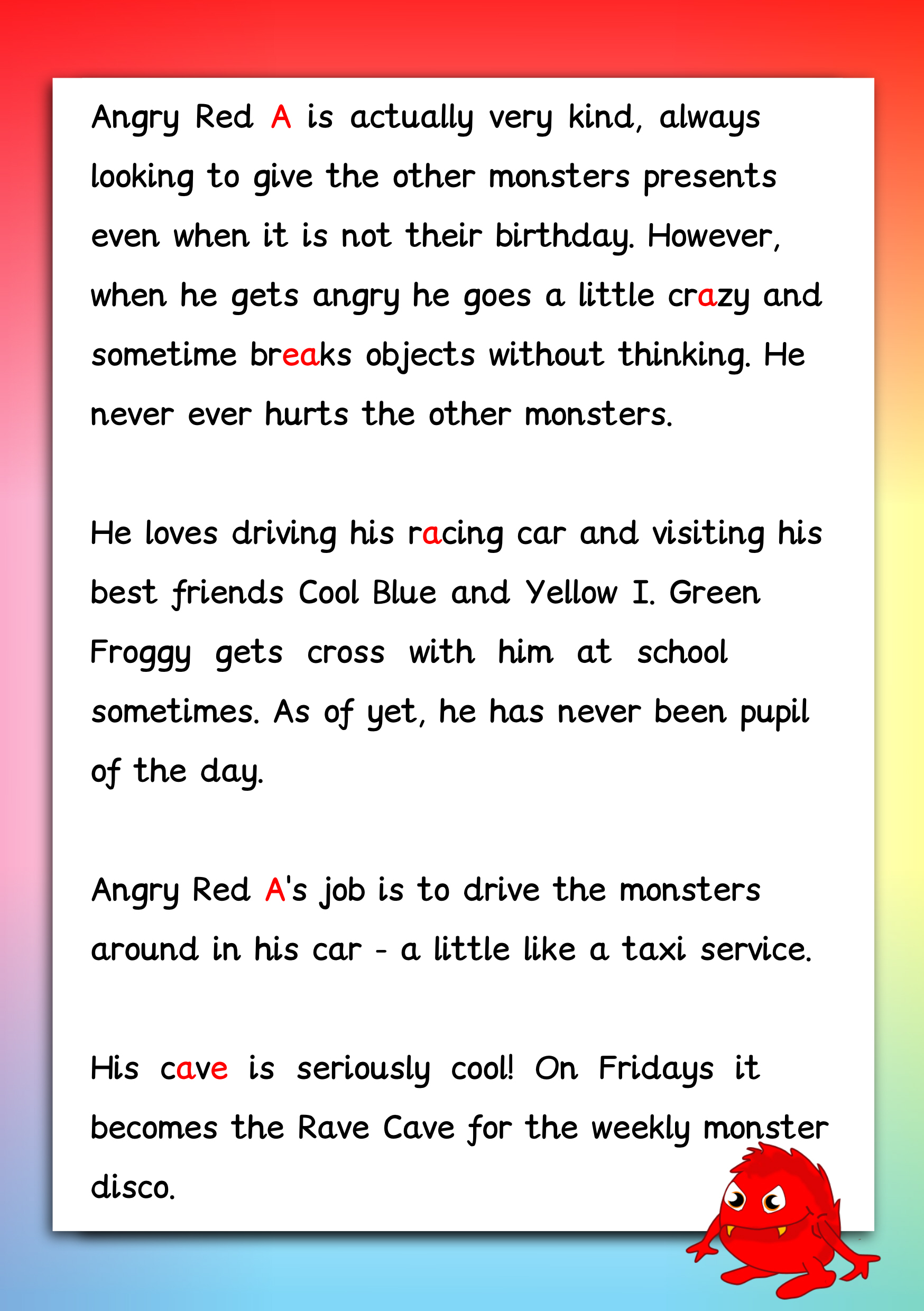 Free Phonics Worksheets Amp Activities