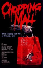 Chopping Mall movie poster
