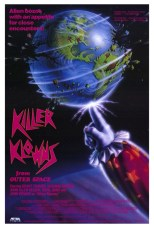 Killer Klowns from Outer Space movie poster