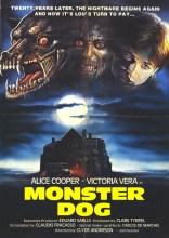 Monster Dog movie poster