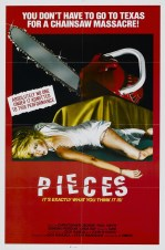 Pieces movie poster