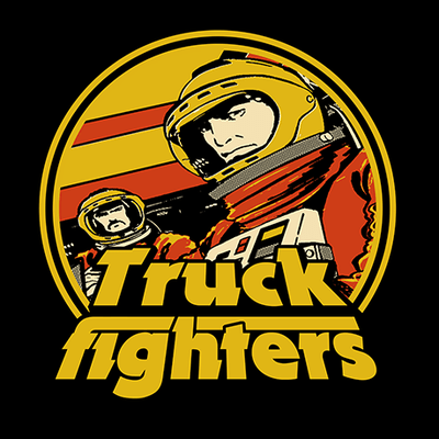 Truckfighters Gravity X Cover