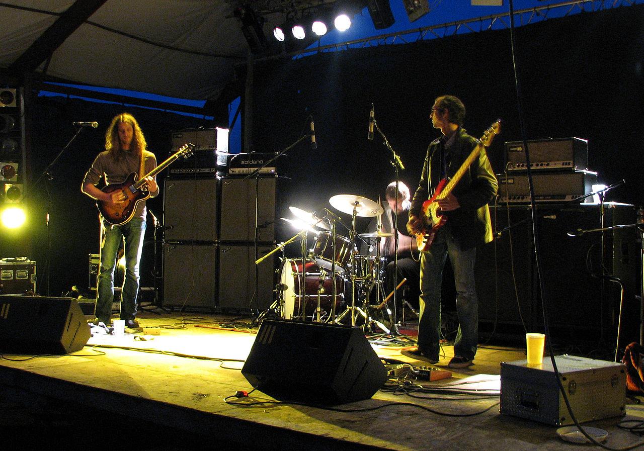 Colour Haze on Stage