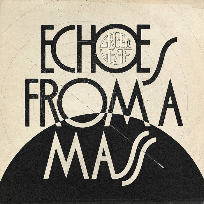Echoes From A Mass Album Cover