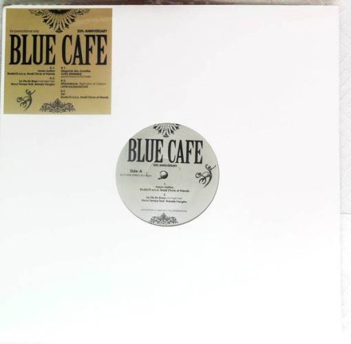 Various - Blue Cafe 10th Anniversary