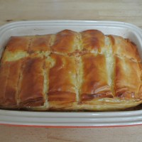 Tiropita - Greek Cheese Pie