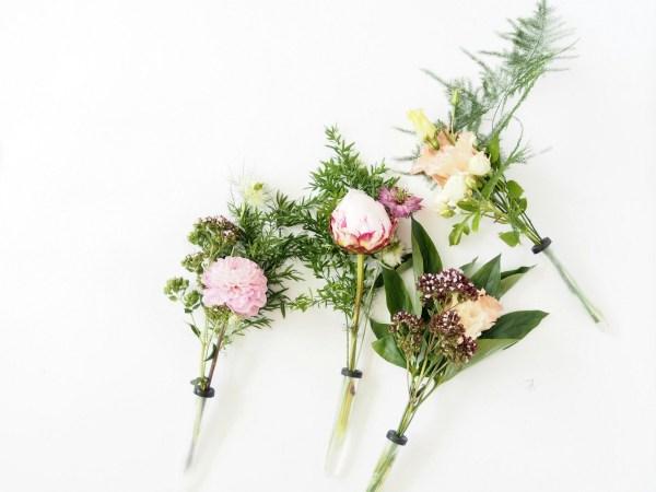 Diy flower cones elegant and easy wedding favors step 4 mightylinksfo