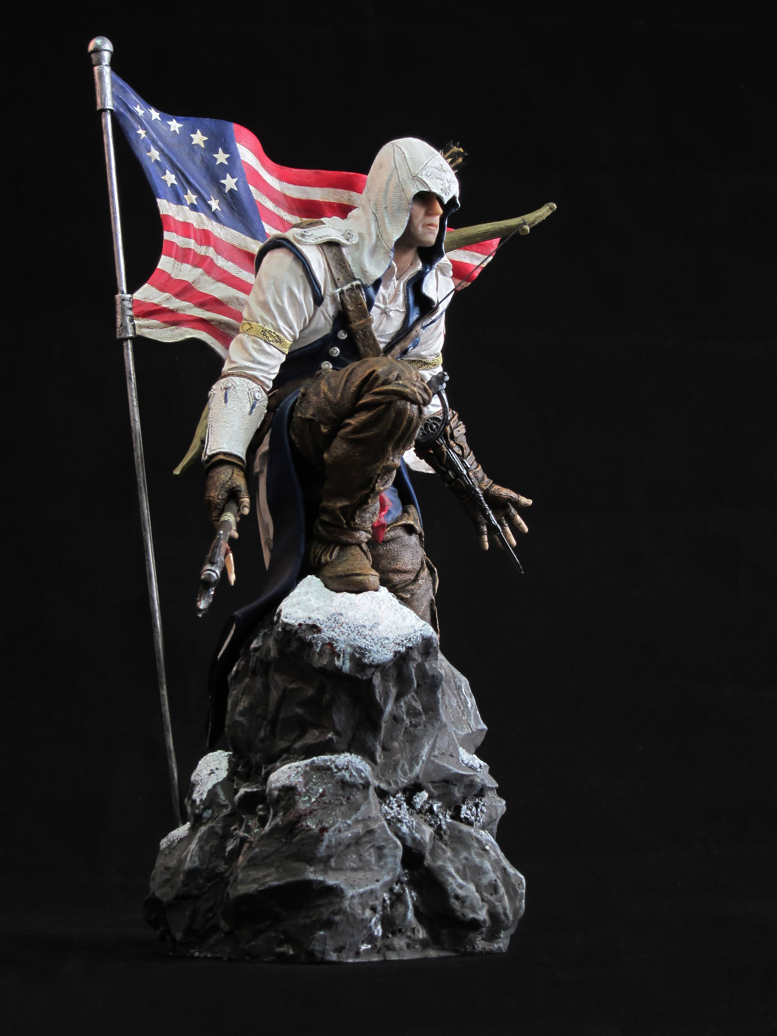 Assassins Creed III Limited Edition Details MonsterVine