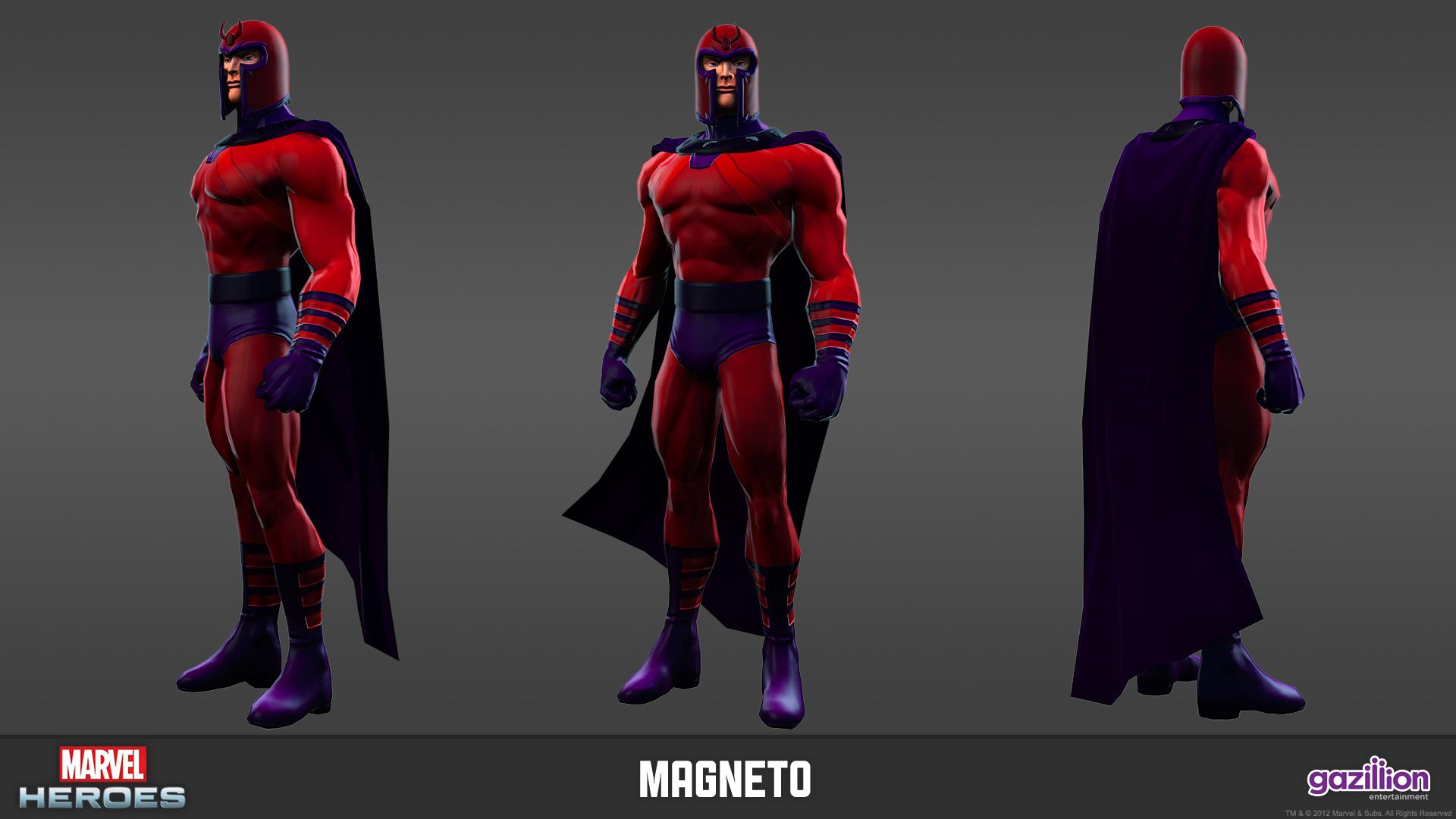 Marvel Heroes Drowns Us In Screenshots MonsterVine