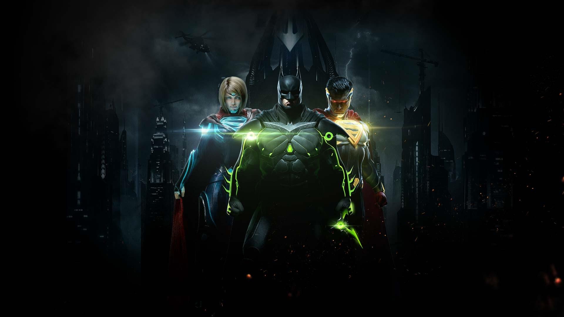Injustice 2 Review MonsterVine