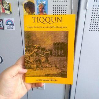 Tiqqun - Teses sobre a Comunidade Terrível