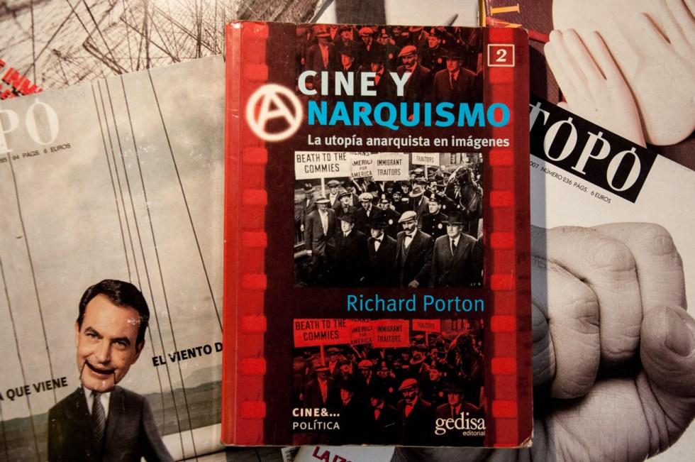 livro Cine y anarquismo: la utopía anarquista en imágenes