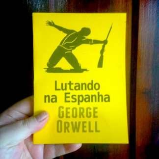 lutando na espanha george orwell