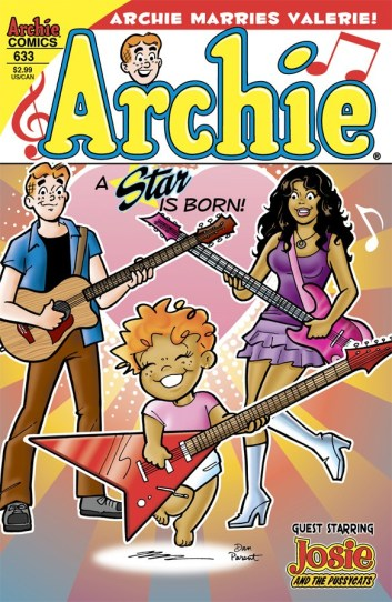 archie and val daughter