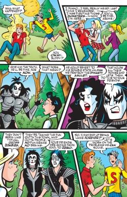 Archie meets kiss 629 6