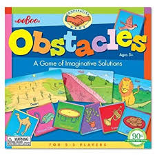 Obstacles Kids Game