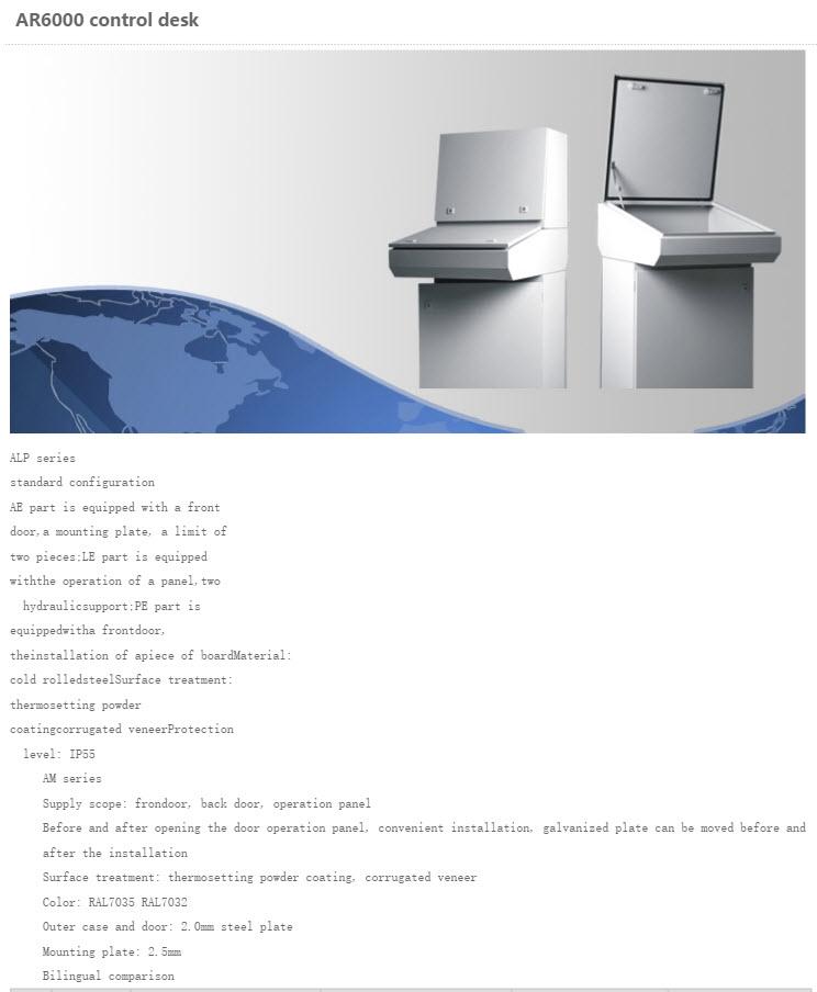 Stål Gulv Placerede Cabinetter 3