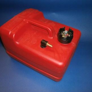 Brandstoftank met tankmeter 12 liter
