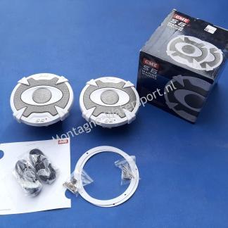 GME S6+ Marine speakers 140W witte speakers 65mm