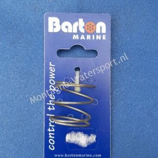 59167 BARTON 46536 RESSORT INOX D30MM