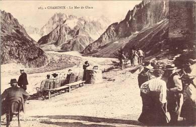 Chamonix - La Mer de Glace
