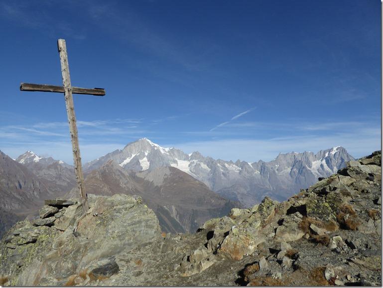 Pointe de la Croix