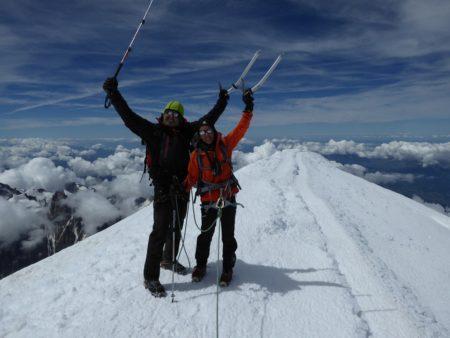 Alpinisme Le Mont Blanc