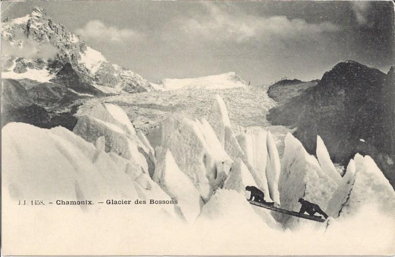 Glacier des Bossons 1