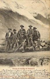 Groupe de guides de Chamonix